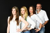 Familie-Fotoshooting